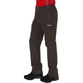 Regatta Xert II - Pantalones Hombre - gris
